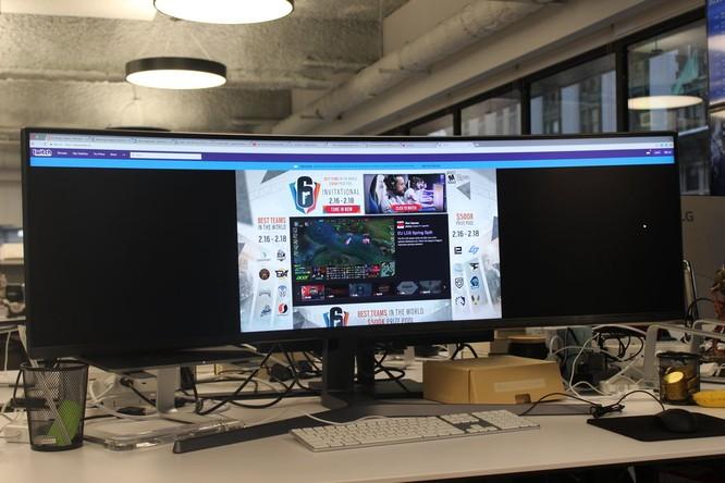 Website, YouTube và các ứng dụng sẽ hiển thị như thế nào trên màn hình siêu rộng này? ảnh 27