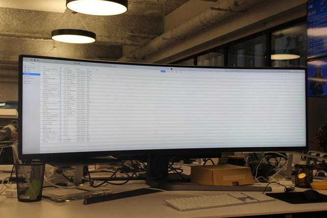Website, YouTube và các ứng dụng sẽ hiển thị như thế nào trên màn hình siêu rộng này? ảnh 31