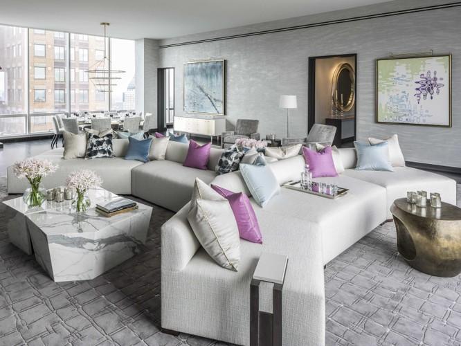 """""""Bật mí"""" danh tính người mua căn penthouse đắt nhất New York ảnh 17"""