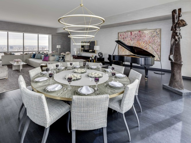 """""""Bật mí"""" danh tính người mua căn penthouse đắt nhất New York ảnh 18"""
