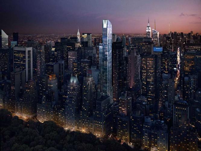 """""""Bật mí"""" danh tính người mua căn penthouse đắt nhất New York ảnh 19"""