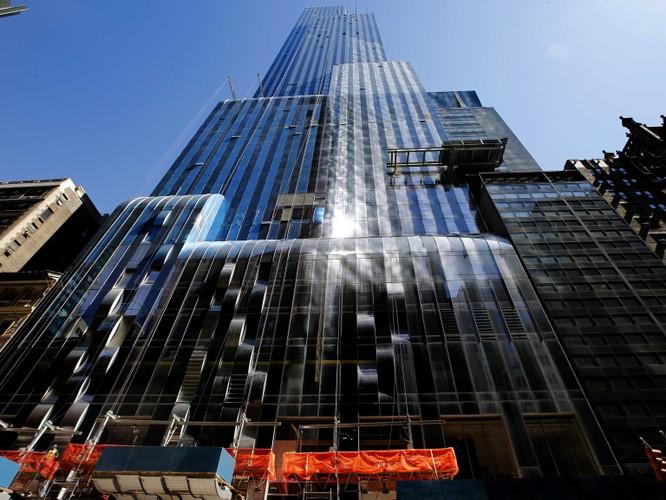 """""""Bật mí"""" danh tính người mua căn penthouse đắt nhất New York ảnh 1"""