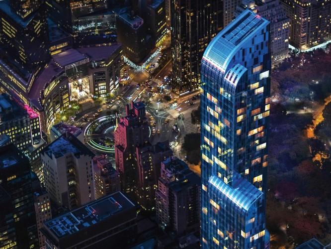 """""""Bật mí"""" danh tính người mua căn penthouse đắt nhất New York ảnh 2"""