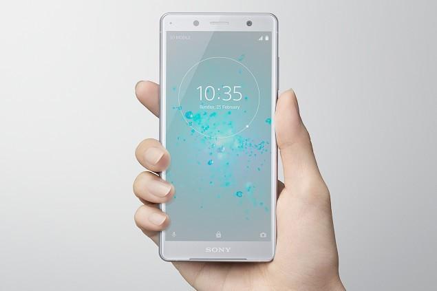 Sony ra mắt Xperia XZ2 và XZ2 Compact: thiết kế mới, chip Snapdragon 845 ảnh 2