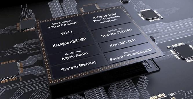 Sony ra mắt Xperia XZ2 và XZ2 Compact: thiết kế mới, chip Snapdragon 845 ảnh 3