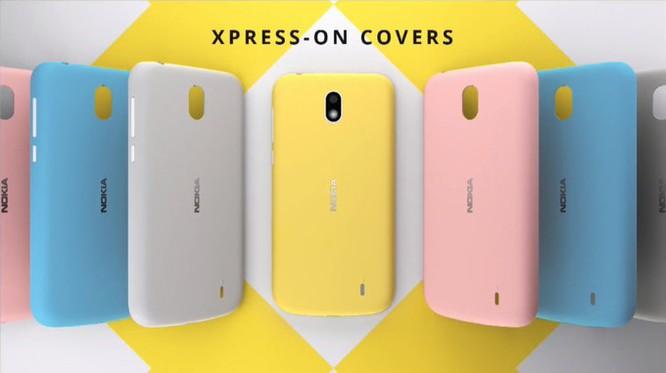Nokia 1 ra mắt: điện thoại Android Go đầu tiên của Nokia với mức giá phải chăng ảnh 2