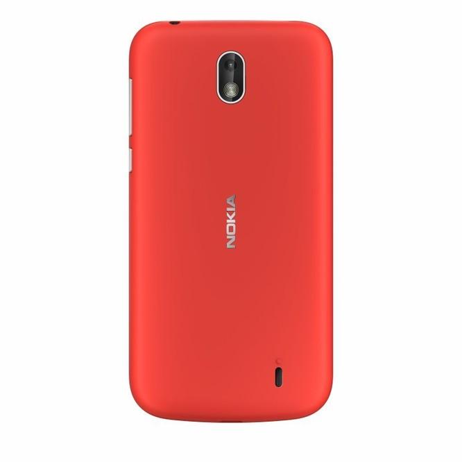 Nokia 1 ra mắt: điện thoại Android Go đầu tiên của Nokia với mức giá phải chăng ảnh 1