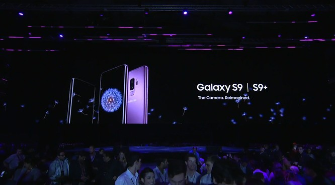 Ra mắt Samsung Galaxy S9 và S9+: Quay video siêu chậm, AR emoji, chưa có giá bán chính thức ảnh 38