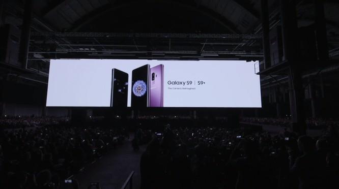 Ra mắt Samsung Galaxy S9 và S9+: Quay video siêu chậm, AR emoji, chưa có giá bán chính thức ảnh 9