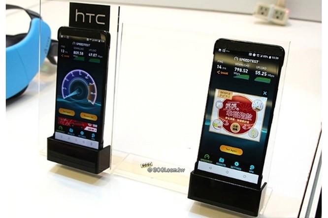 HTC U12 lộ diện: cấu hình như vậy có đáng mua? ảnh 1