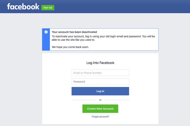 Cách xóa tài khoản Facebook hưởng ứng lời kêu gọi #DeleteFacebook ảnh 2