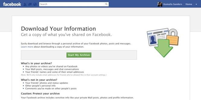 Cách xóa tài khoản Facebook hưởng ứng lời kêu gọi #DeleteFacebook ảnh 4