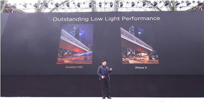 """Huawei P20 và P20 Pro ra mắt: Camera vượt trội Galaxy S9+, iPhone X càng không """"có cửa"""" ảnh 3"""
