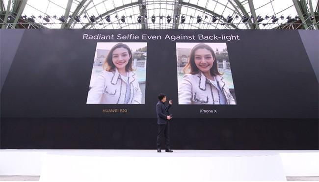 """Huawei P20 và P20 Pro ra mắt: Camera vượt trội Galaxy S9+, iPhone X càng không """"có cửa"""" ảnh 5"""