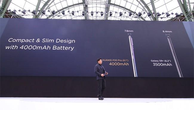 """Huawei P20 và P20 Pro ra mắt: Camera vượt trội Galaxy S9+, iPhone X càng không """"có cửa"""" ảnh 2"""