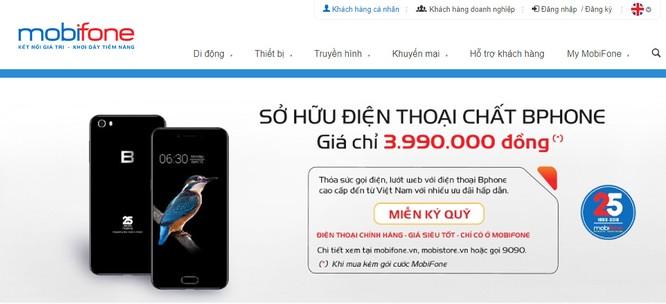 Bphone 2017 được bán với giá 3,9 triệu đồng ảnh 1