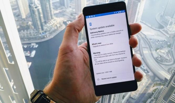 Nokia 3 chính thức được cập nhật Android 8 ảnh 1