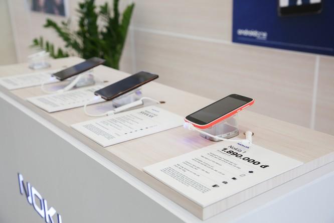 Chùm ảnh về lễ ra mắt Nokia 6 mới và Nokia 7 Plus tại Việt Nam ảnh 10