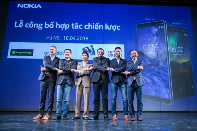 Chùm ảnh về lễ ra mắt Nokia 6 mới và Nokia 7 Plus tại Việt Nam ảnh 5