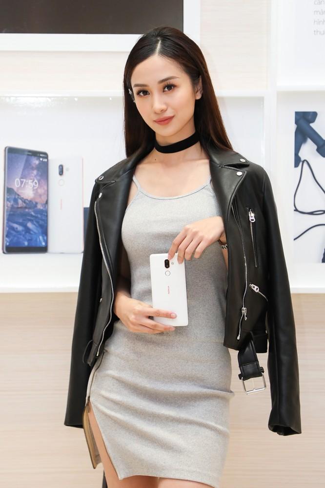 Chùm ảnh về lễ ra mắt Nokia 6 mới và Nokia 7 Plus tại Việt Nam ảnh 1