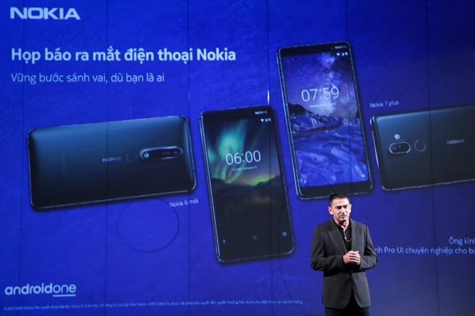 Chùm ảnh về lễ ra mắt Nokia 6 mới và Nokia 7 Plus tại Việt Nam ảnh 3