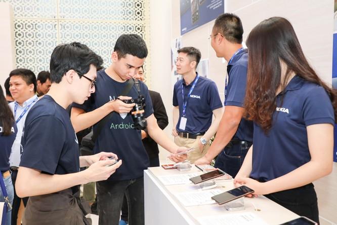 Chùm ảnh về lễ ra mắt Nokia 6 mới và Nokia 7 Plus tại Việt Nam ảnh 4