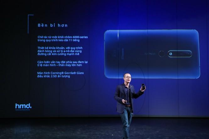 Chùm ảnh về lễ ra mắt Nokia 6 mới và Nokia 7 Plus tại Việt Nam ảnh 7