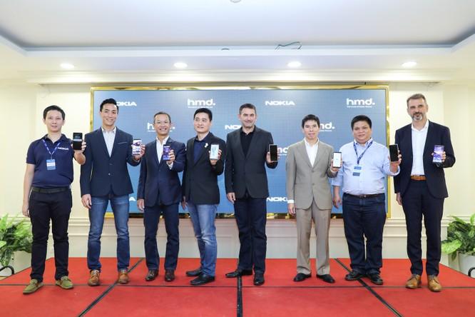 Chùm ảnh về lễ ra mắt Nokia 6 mới và Nokia 7 Plus tại Việt Nam ảnh 8