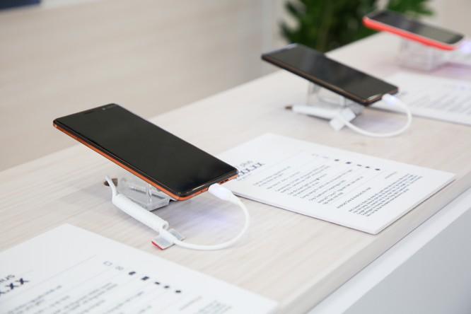 Chùm ảnh về lễ ra mắt Nokia 6 mới và Nokia 7 Plus tại Việt Nam ảnh 9