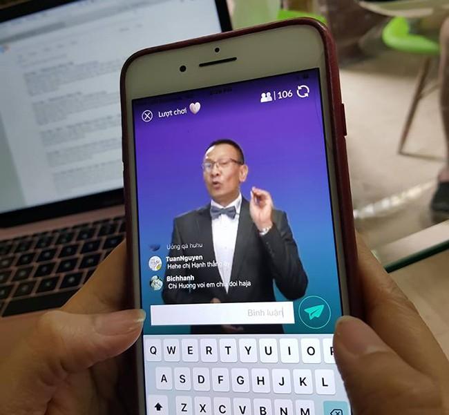 Chơi game trên smartphone cùng MC Lại Văn Sâm ảnh 1