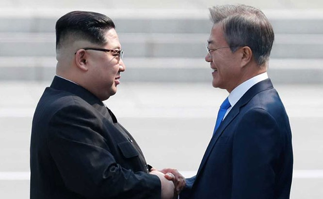 Triều Tiên - Hàn Quốc hướng tới phi hạt nhân hóa, kết thúc tình trạng chiến tranh ảnh 1