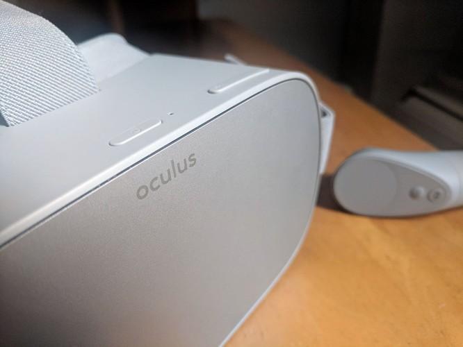 Trải nghiệm kính thực tế ảo Oculus Go mà Facebook vừa ra mắt ảnh 2
