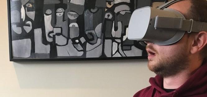 Trải nghiệm kính thực tế ảo Oculus Go mà Facebook vừa ra mắt ảnh 5