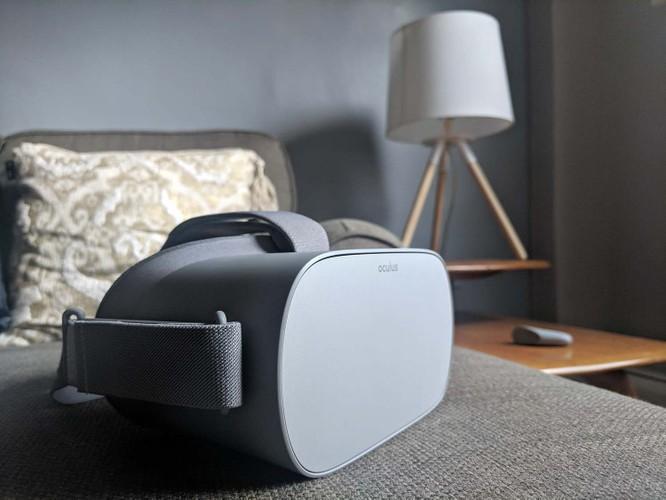 Trải nghiệm kính thực tế ảo Oculus Go mà Facebook vừa ra mắt ảnh 6