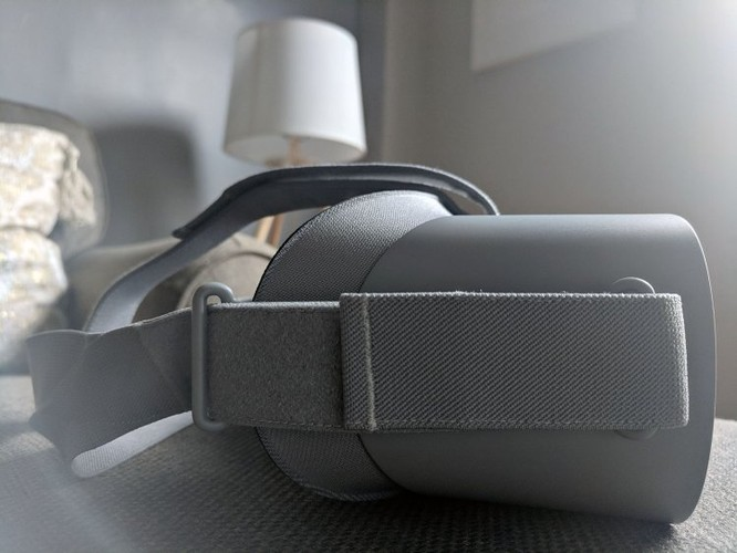 Trải nghiệm kính thực tế ảo Oculus Go mà Facebook vừa ra mắt ảnh 7