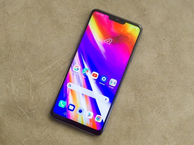 """Những tính năng nổi bật """"không đụng hàng"""" của LG G7 """"ThinQ"""" ảnh 1"""
