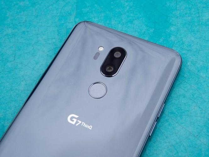 """Những tính năng nổi bật """"không đụng hàng"""" của LG G7 """"ThinQ"""" ảnh 2"""