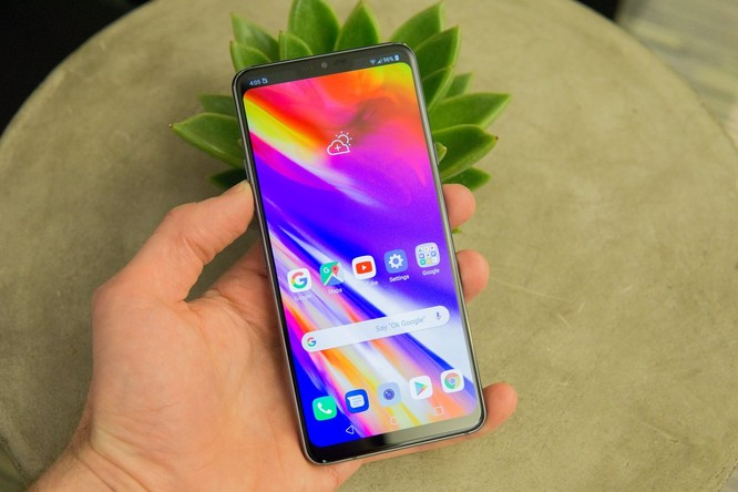 """Những tính năng nổi bật """"không đụng hàng"""" của LG G7 """"ThinQ"""" ảnh 4"""