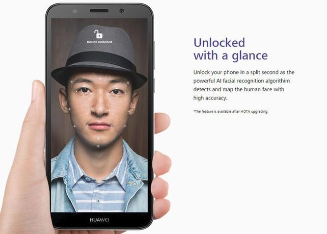 Huawei Y5 Prime (2018) âm thầm ra mắt, chạy Android 8.1 ảnh 1