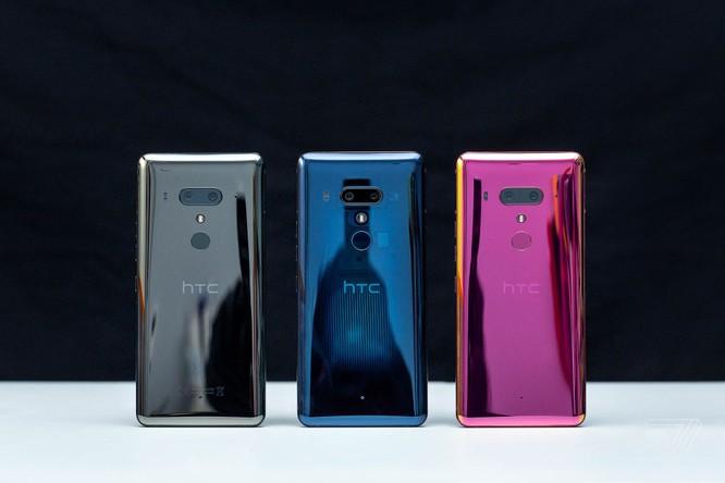 HTC U12 Plus chính thức ra mắt: phím giả cảm ứng lực trên cạnh máy ảnh 2