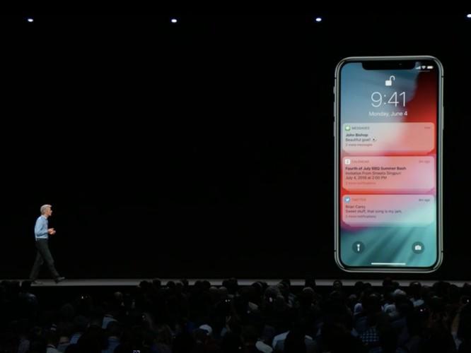 """Apple """"chôm chỉa"""" ý tưởng rất hay của Android để cho vào iOS 12"""