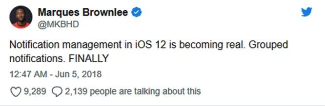 """Apple """"chôm chỉa"""" ý tưởng rất hay của Android để cho vào iOS 12 ảnh 3"""
