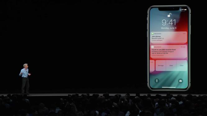 5 thay đổi quan trọng đối với iPhone khi bạn cập nhật lên iOS 12 ảnh 2