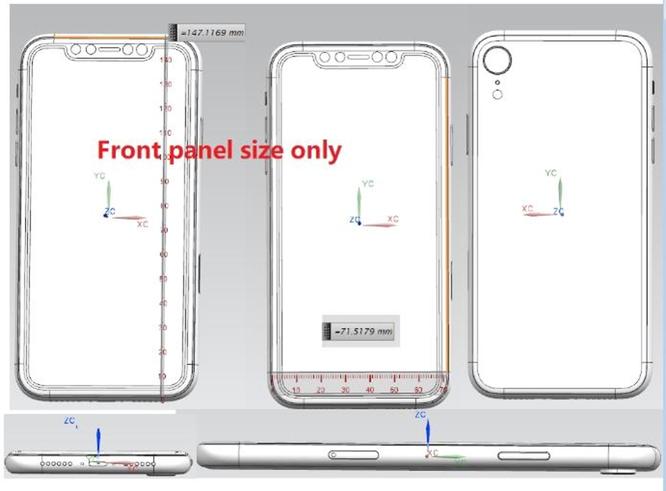 iPhone Xs Plus sẽ có 3 camera ở mặt sau? ảnh 1
