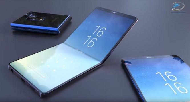 Bạn muốn sở hữu điện thoại dẻo của Samsung? Hãy trở về thực tại bởi nó có mức giá rất khủng ảnh 1