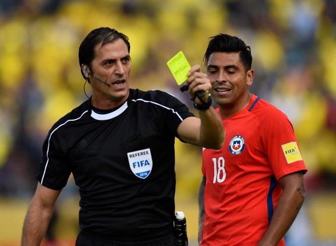 Mauro Vigliano - Trọng tài chuyên trách công nghệ VAR là ai và ông đã tham gia bao nhiêu kỳ World Cup? ảnh 1