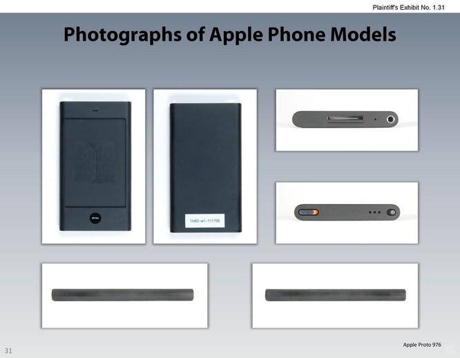 Chiêm ngưỡng các mẫu thiết kế iPhone lạ mắt được Apple đệ trình tại tòa án để kiện Samsung ảnh 30