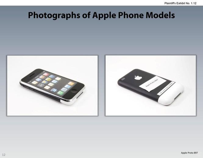 Chiêm ngưỡng các mẫu thiết kế iPhone lạ mắt được Apple đệ trình tại tòa án để kiện Samsung ảnh 11