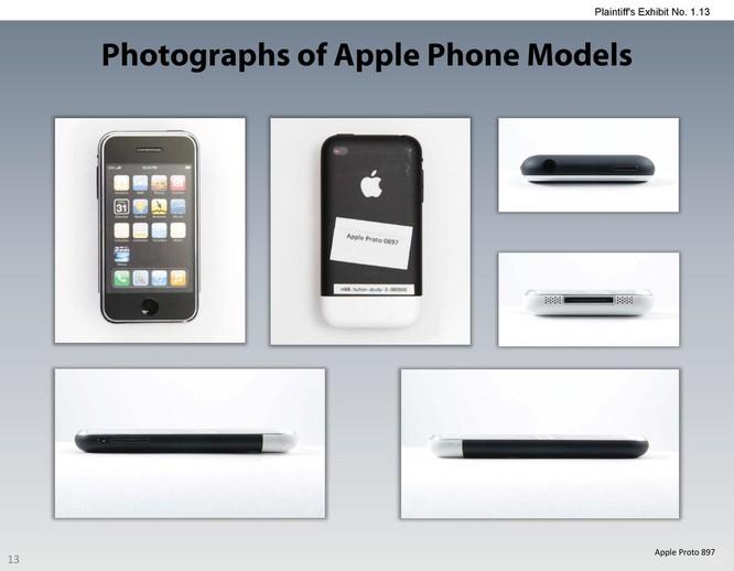 Chiêm ngưỡng các mẫu thiết kế iPhone lạ mắt được Apple đệ trình tại tòa án để kiện Samsung ảnh 12