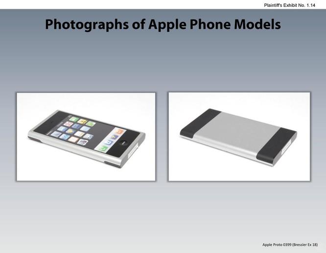 Chiêm ngưỡng các mẫu thiết kế iPhone lạ mắt được Apple đệ trình tại tòa án để kiện Samsung ảnh 13